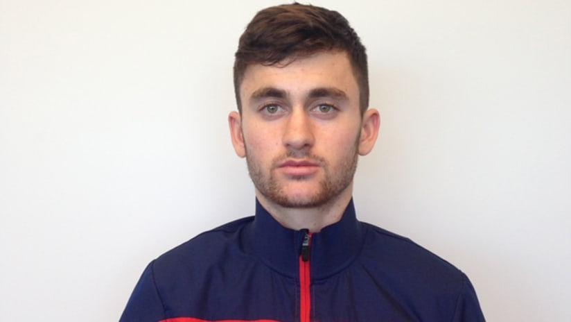 Fulham and US U-18 midfielder Luca de la Torre