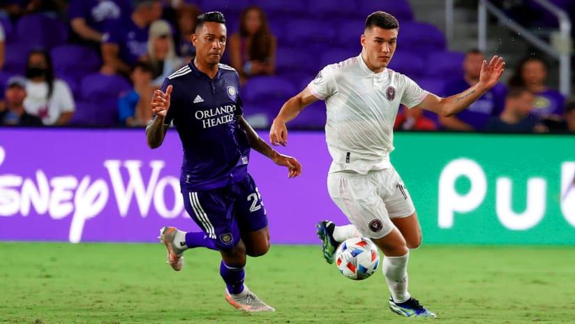 Recap: Orlando City SC 1, Inter Miami CF 1