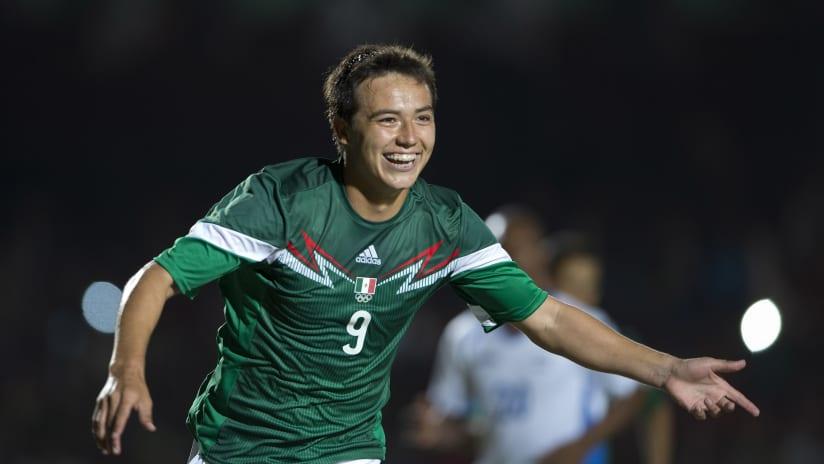 """Erick """"Cubo"""" Torres, Mexican NT U-21, Juegos Centroamericanos y del Caribe Veracruz 2014"""