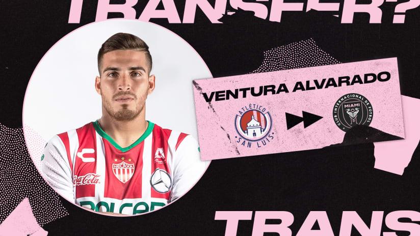 Report: Inter Miami to sign ex-USMNT defender Ventura Alvarado