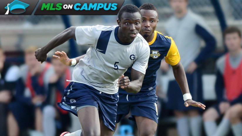 Joshua Yaro for MLS on Campus