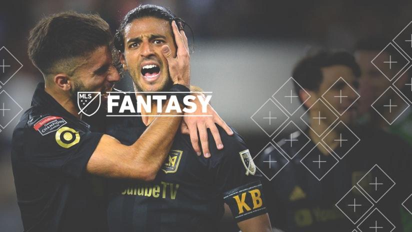 MLS Fantasy 2020 - Carlos Vela - LAFC