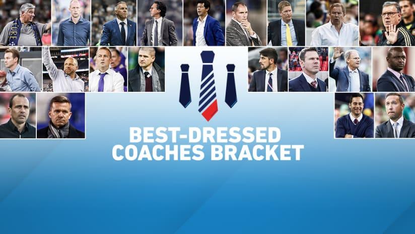 2017 Best-Dressed MLS Coach Bracket DL image