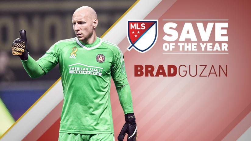 2017 Awards - Save of the Year - Brad Guzan