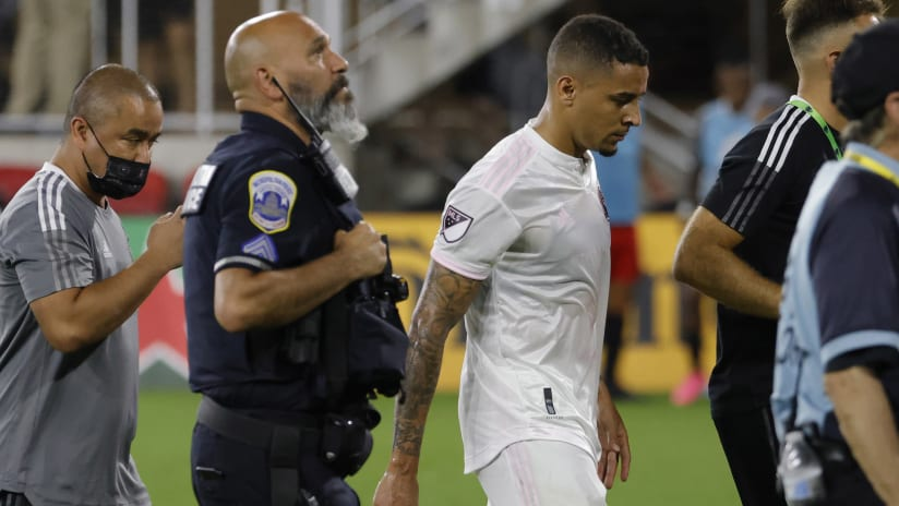 Independent Review Panel deny Inter Miami's appeal of Gregore red card