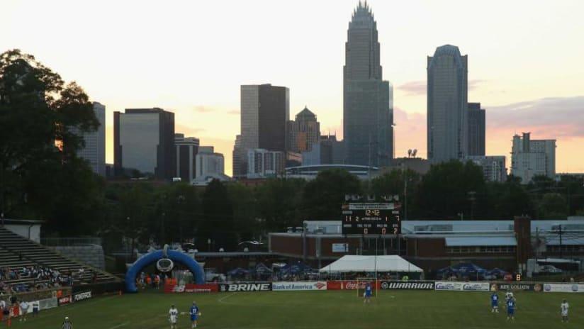 Memorial Stadium - Charlotte