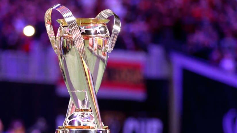 MLS Cup - closeup shot - 2018