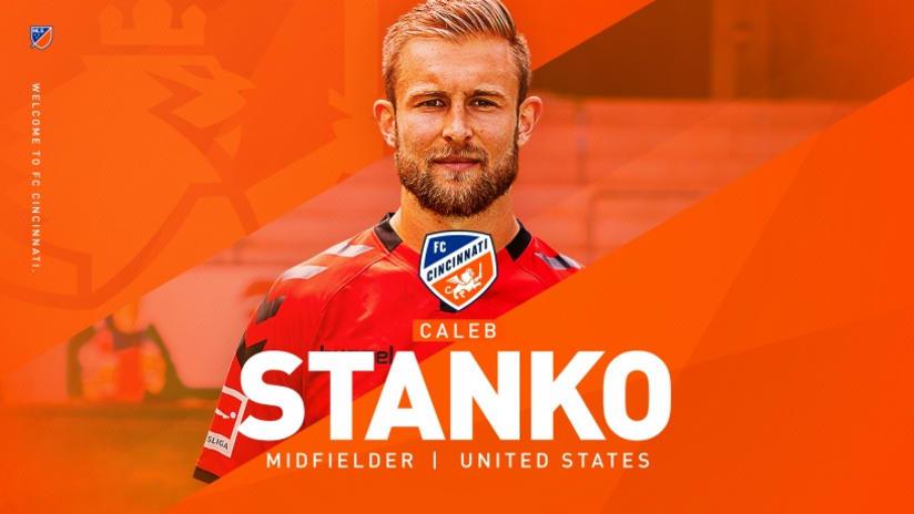 Caleb Stanko - FC Cincinnati