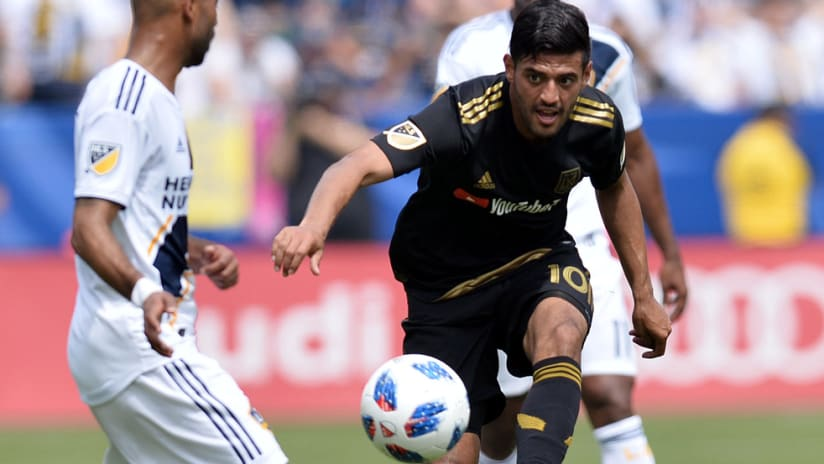 Bob Bradley gives Carlos Vela fitness update ahead of El Trafico
