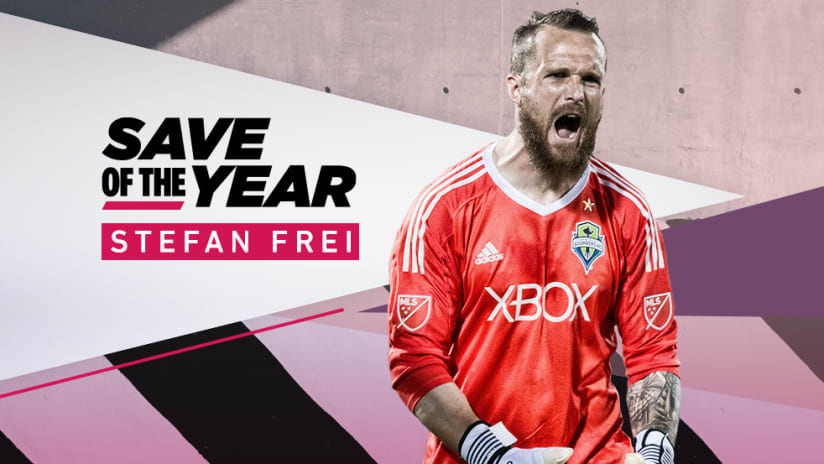 2018 Awards - Save of the Year - Stefan Frei