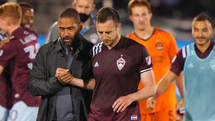 """Colorado Rapids eyeing Sporting KC matchup as """"benchmark"""" test amid promising start"""