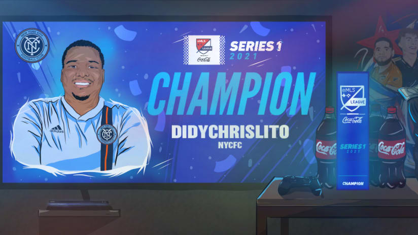 emls - 2021 - series one champ NYC