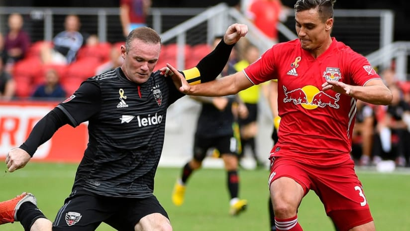 Wayne Rooney - Aaron long - Audi Field