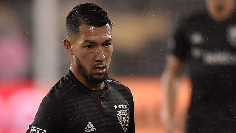 Luciano Acosta - DC United - Close up
