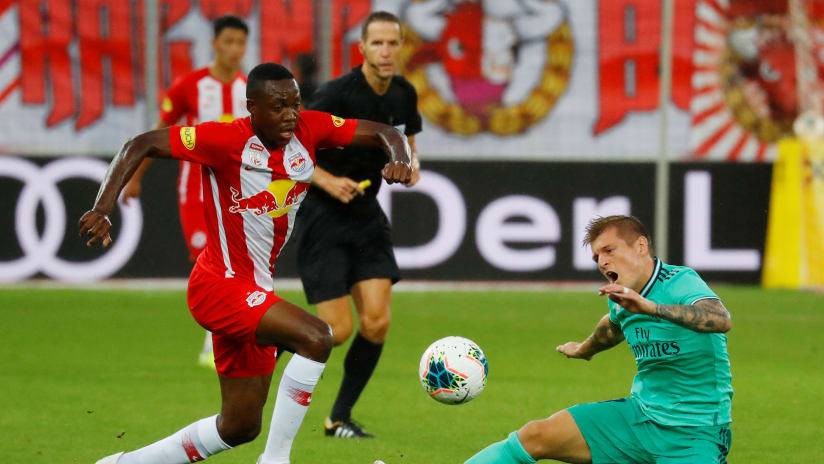 Youba Diarra - Red Bull Salzburg - new RBNY signing