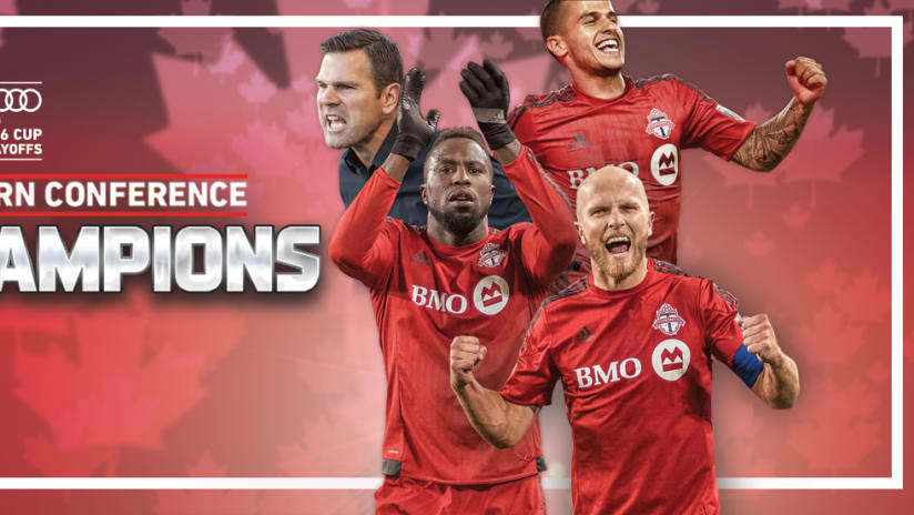 Toronto FC - 2016 Eastern Conference Champions