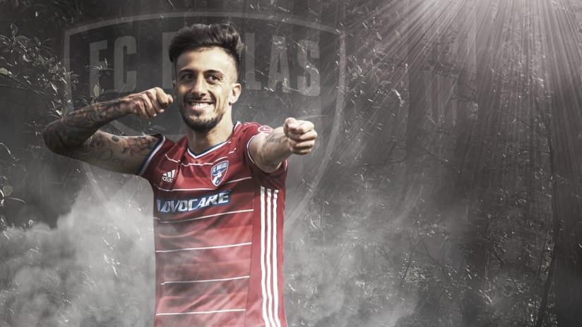 Maximiliano Urruti - FC Dallas