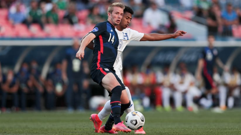 Jackson Yueill –USMNT –Concacaf Nations League