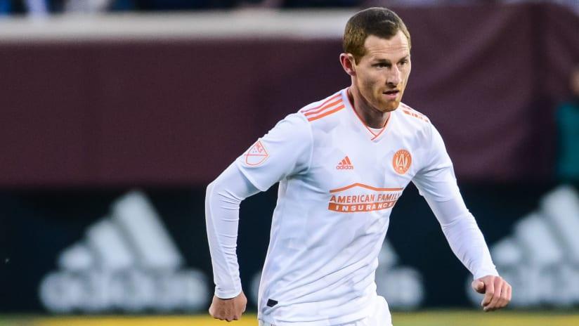 Chris McCann - Atlanta United