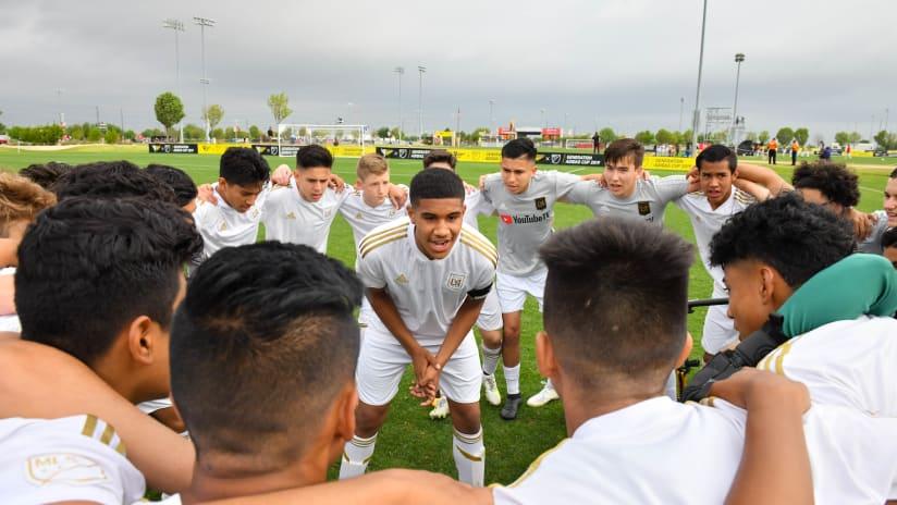 6.30.20 - LAFC academy - Elite youth development platform application