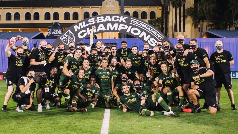 MLS is Back Tournament wins SBJ's Sports Event of the Year