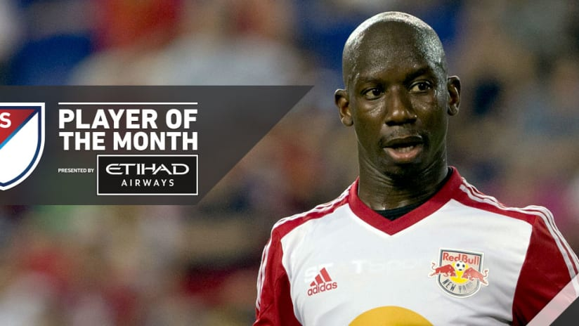 Bradley Wright-Phillips - New York Red Bulls - May Player of the Month