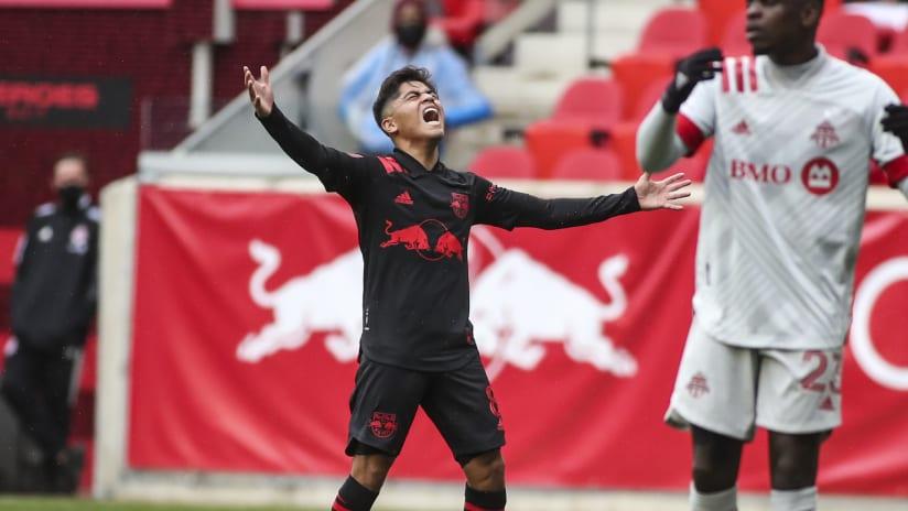Recap: New York Red Bulls 2, Toronto FC 0
