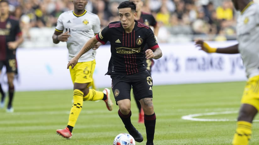 Atlanta United's Ezequiel Barco is becoming the best version of himself just in time