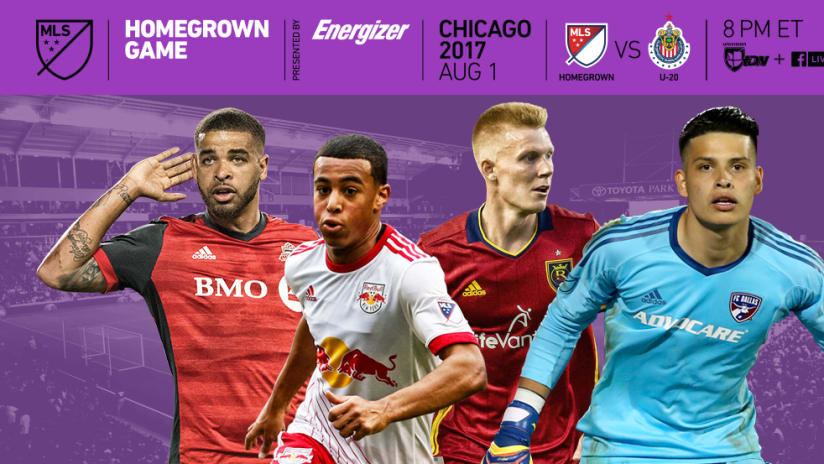 All-Star - 2017 - Homegrown Game primary image