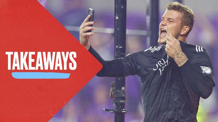 Three takeaways from Orlando City SC's dramatic win over Atlanta United