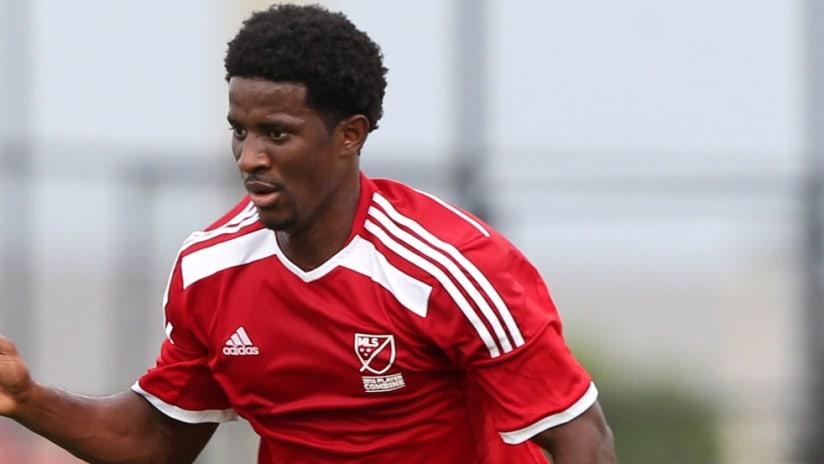 Hadji Barry - 2016 adidas MLS Player Combine