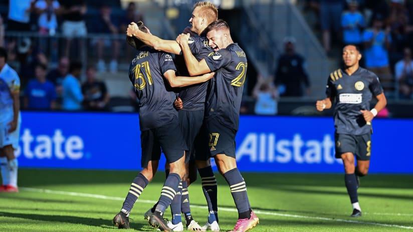 Recap: Philadelphia Union 3, Orlando City SC 1
