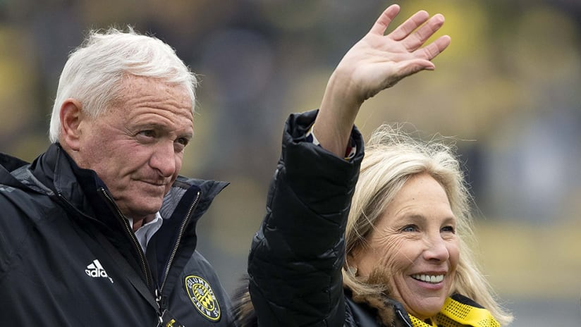 Haslam - Columbus Crew SC - ownership