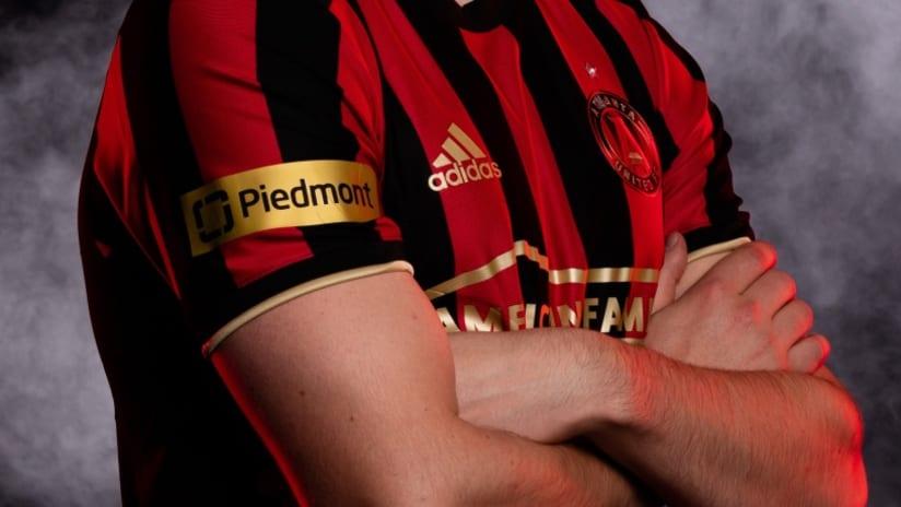 Atlanta United - Piedmont Healthcare - sponsor
