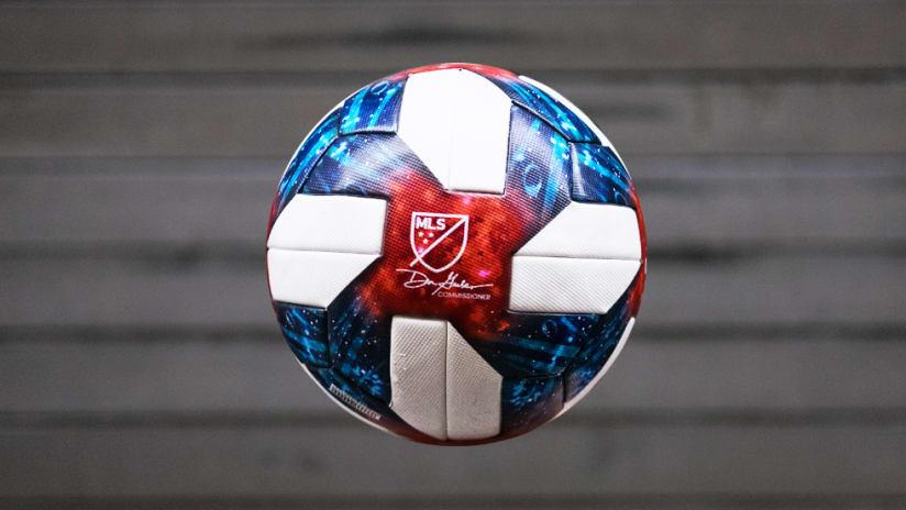 MLS Matchball - 2019 - primary image