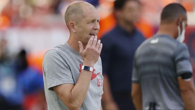 Talking Texas: Berhalter praises FC Dallas, Austin FC ahead of WCQ visit