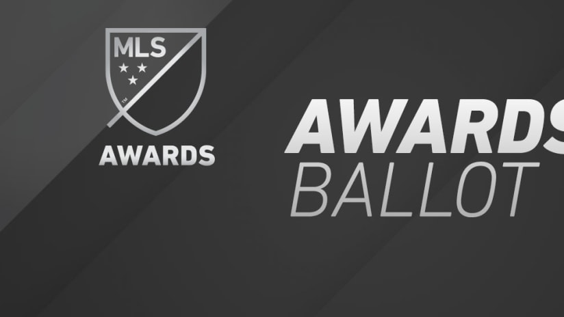 2017 MLS Awards Ballot - GENERIC