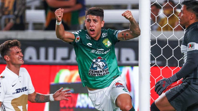 Recap: Pumas 0, Club Leon 2