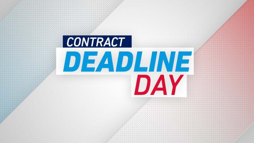 Contract Deadline Day