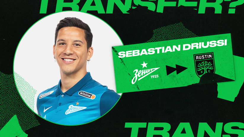 Report: Sebastian Driussi joining Austin FC as he departs Zenit Saint Petersburg