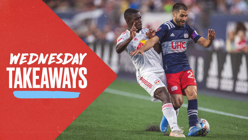 Wednesday Takeaways: What we learned from Week 9's action