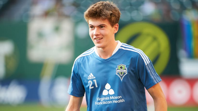 Reed Baker-Whiting Seattle Sounders