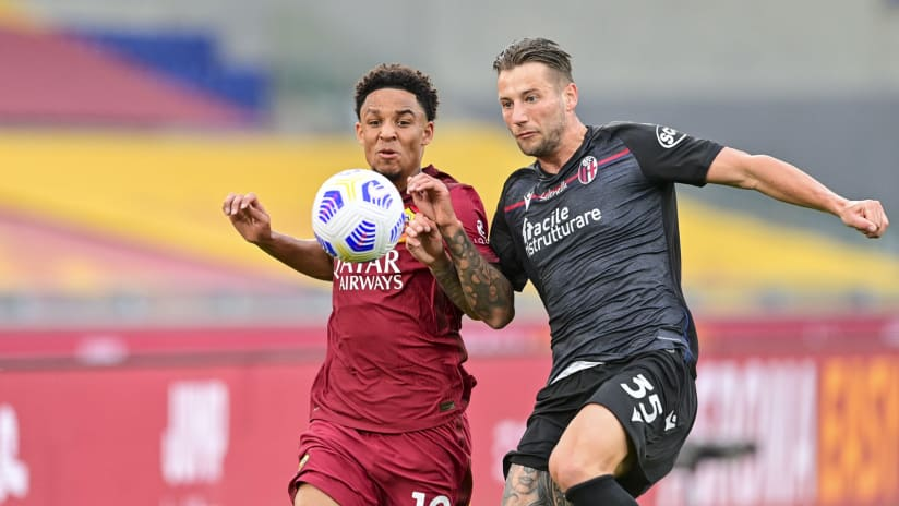 Former FC Dallas defender Bryan Reynolds earns first AS Roma start