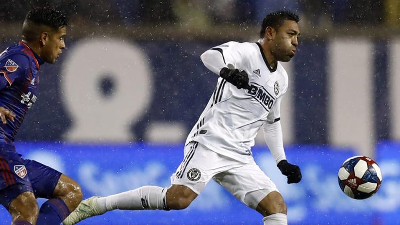 Marco Fabian – Philadelphia Union –March 30, 2019 Match