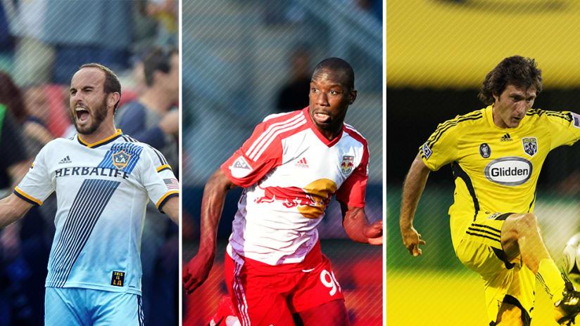 MLS Club Legends - for DL