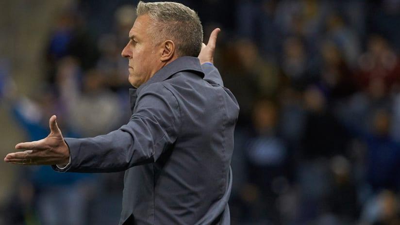 Peter Vermes – Sporting Kansas City – Questions call