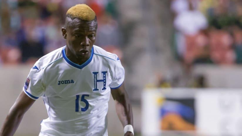 Kevin Alvarez - Honduras U-23s