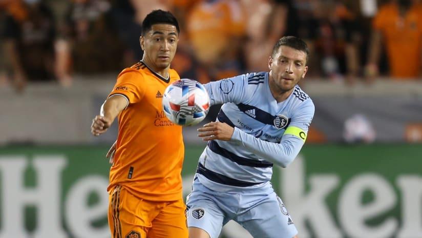 Recap: Houston Dynamo 1, Sporting Kansas City 0