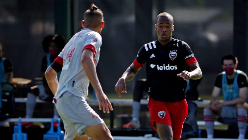 Ola Kamara - dribbling - MLS is Back Tournament