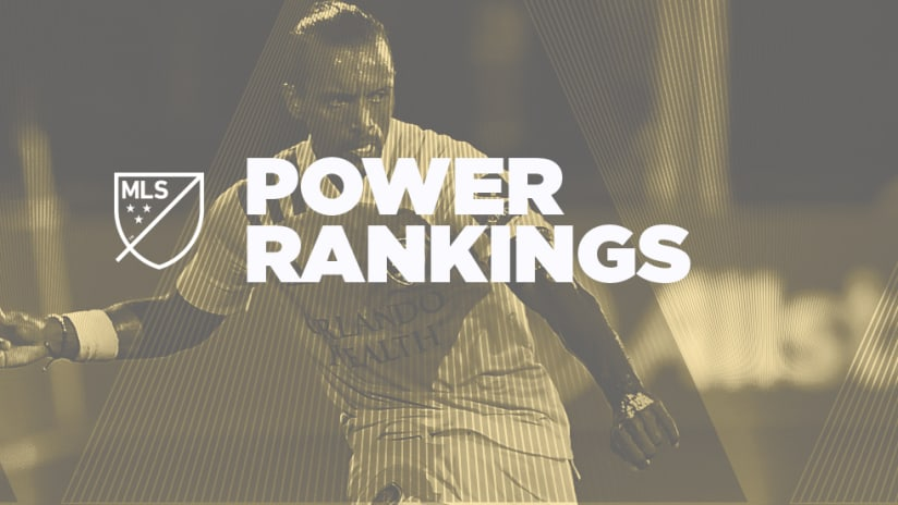 Nani - Orlando City - power rankings